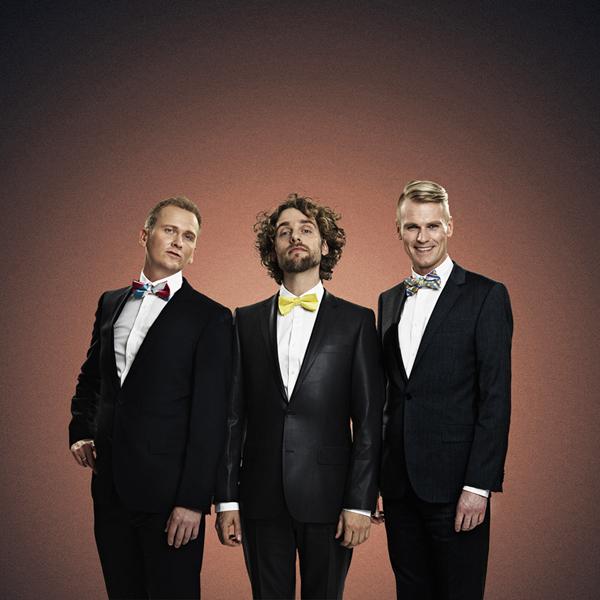 Julekonserter 2017 med Nordic tenors