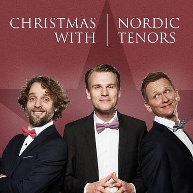 Julekonsert i Horten med Nordic Tenors