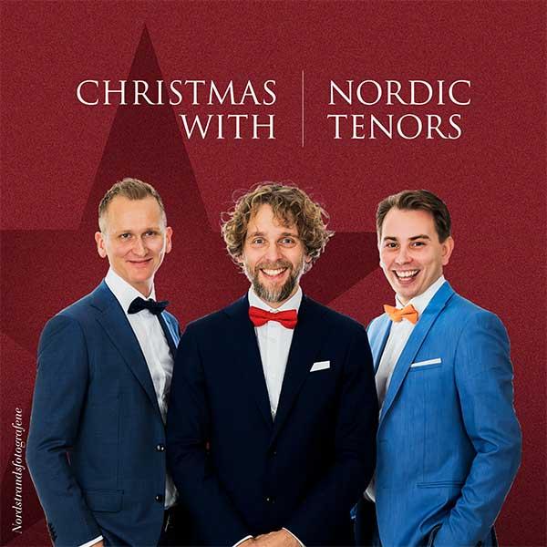 Nordic Tenors julekonsert i Tromsø